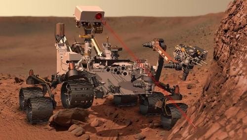 Take a ride around Mars with NASA's new rover simulator