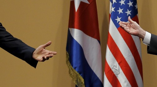 Obama's words of advice to Cuba: don't try US-style capitalism