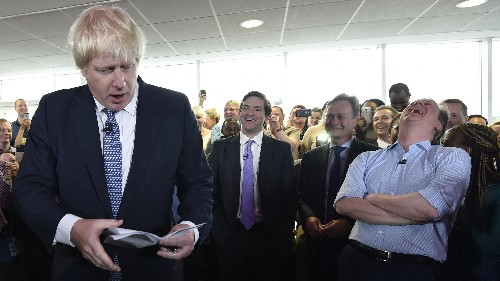 A Brexit conspiracy theory nails the no-win situation Boris Johnson now finds himself in