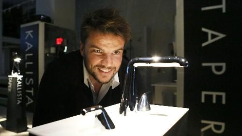 "Danish ""starchitect"" Bjarke Ingels forays into faucets"