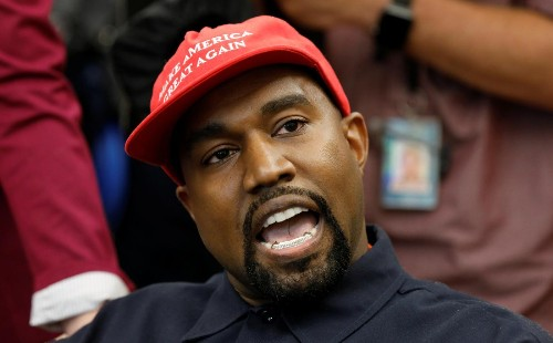 Quit calling Kanye West crazy
