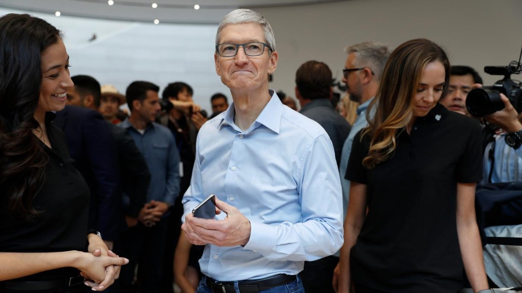 Apple is obnoxiously successful