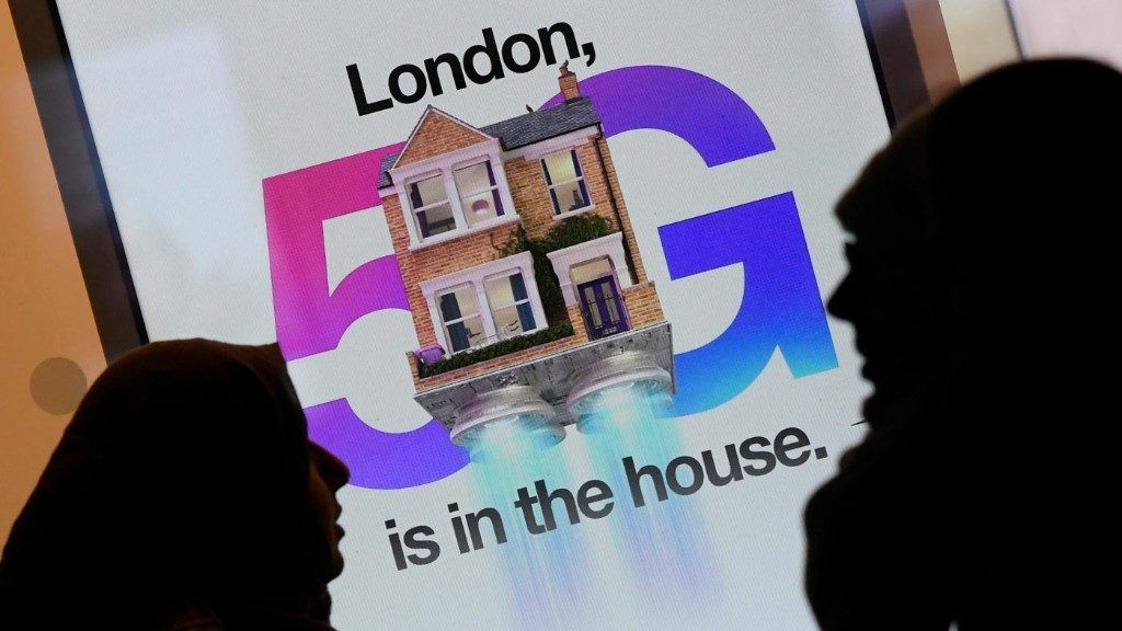 An Ericsson executive explains why the UK is lagging behind on 5G