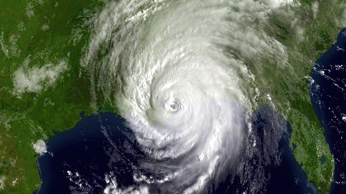 The climate scientist who predicted Hurricane Katrina explains why future storms will be worse