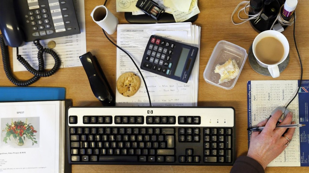 The complete guide to transforming your desk into a peaceful, productive place to work