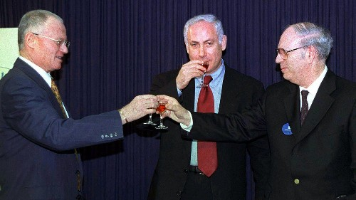 A former head of the Mossad has joined controversial Israeli spy firm Black Cube