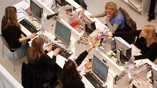 Open-plan offices make employees less productive, less happy, and more likely to get sick