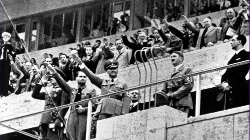 Hitler and the Nazis used the Olympics as propaganda like North Korea, Russia, Qatar