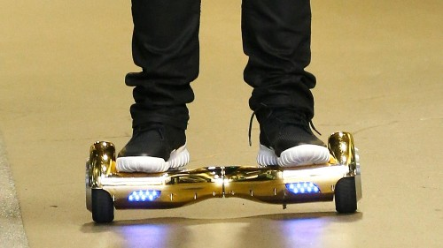 Everything you've ever wanted to know about the hoverboard craze