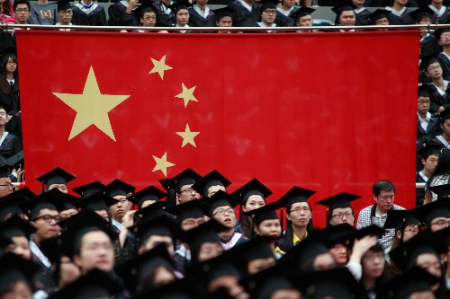 Hong Kong campus sieges prompt secret notes from China