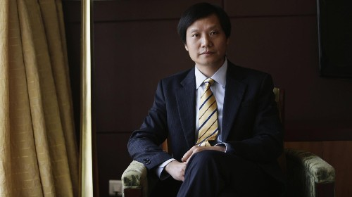 """Xiaomi's Lei Jun would really like everyone to please stop calling him """"China's Steve Jobs"""""""