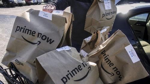 Amazon is closing food-delivery service Amazon Restaurants