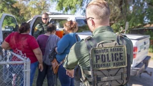 Border Patrol Foundation moved 2018 fundraiser to Trump's hotel