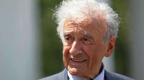 """""""One person of integrity can make a difference"""": The powerful words of """"Night"""" author Elie Wiesel"""