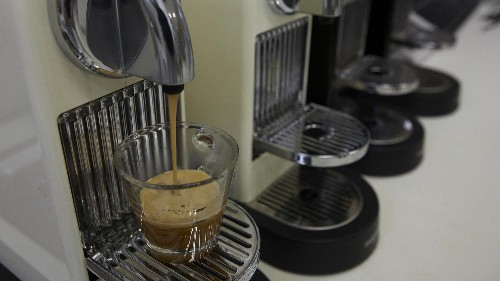 Your coffee maker is a bacterial breeding ground