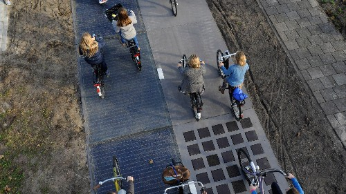 The day when roads will harness solar energy is drawing near