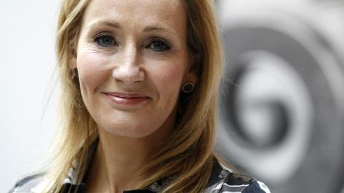 JK Rowling: How to deal with failure