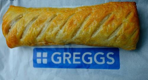Brits can't get enough of vegan sausage rolls