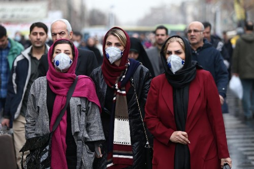 Coronavirus containment is looking less likely amid surprise outbreaks in Iran and Italy