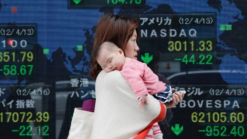 "Japanese women are speaking out against ""maternity harassment"""