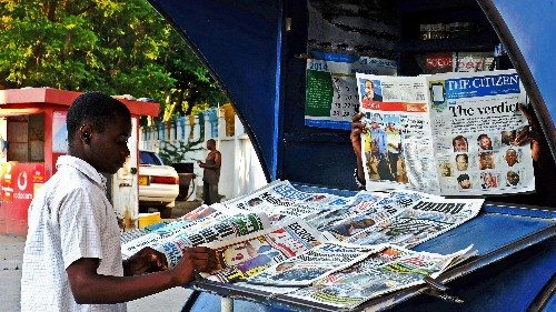 This app is changing the way Tanzania reads the news