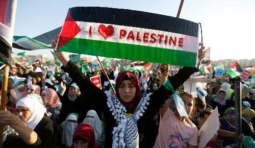 All the countries—including Sweden—that now recognize Palestinian statehood