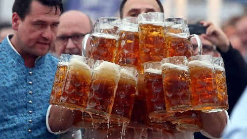 The seemingly illogical reason Europe is running low on carbon dioxide… and beer