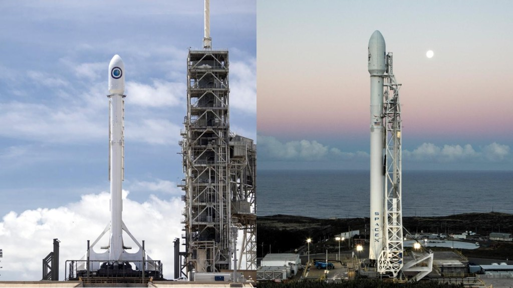 For its next trick, SpaceX will launch two rockets in 48 hours from opposite sides of the US