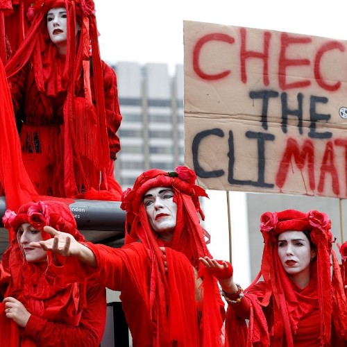 Extinction Rebellion succeeded where most climate protests fail