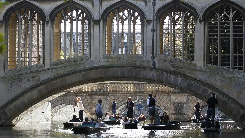 Adding a written admissions test, Cambridge University makes it even harder to get in