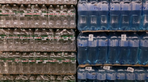 Your BPA-free water bottle may contain another harmful chemical