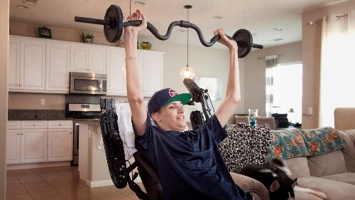 Thanks to stem cells, some totally paralyzed patients can now move their arms again