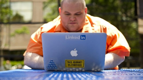 Why LinkedIn is morphing from a social network into an online newspaper