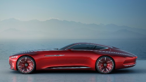 "Mercedes' next vehicle is a 20-foot luxury electric Maybach that you'll ""want to drive yourself"""