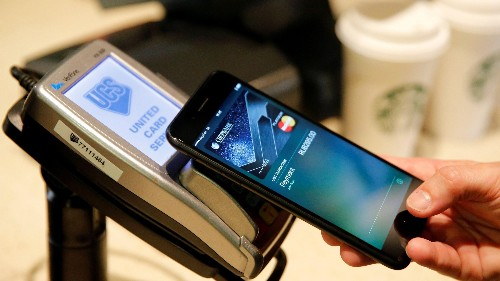 Apple wants to use the technology behind wireless payments to let you open your door