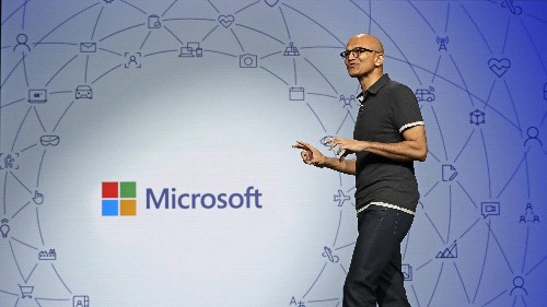Satya Nadella on Microsoft's renewal: It's an ongoing journey, not a destination