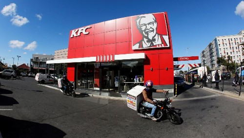 Fast food is fueling an obesity epidemic in Africa