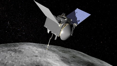 NASA's latest mission will show if asteroid mining will be a real threat to the global platinum industry
