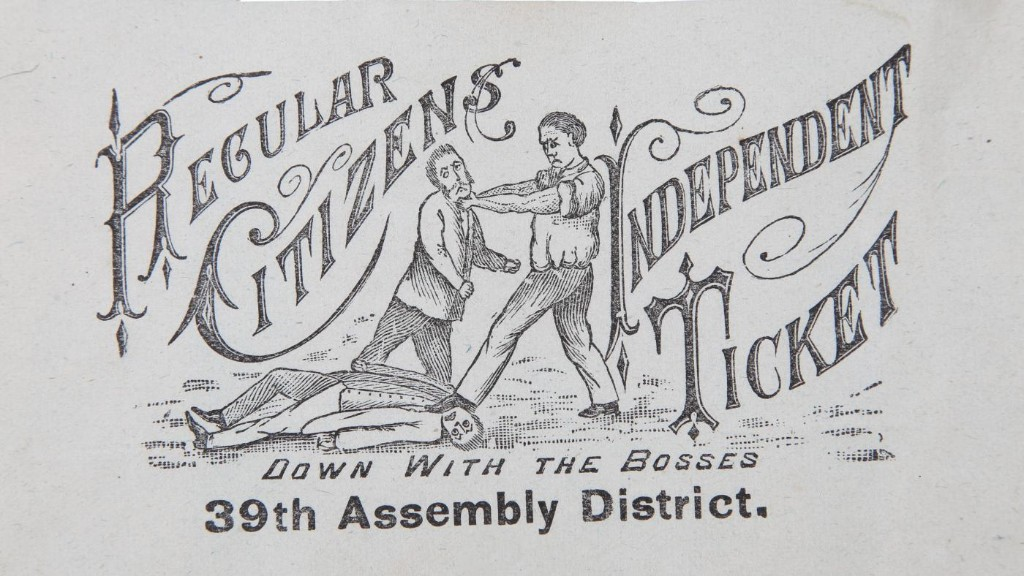 The history of the US ballot is a fascinating journey through the making of a democracy