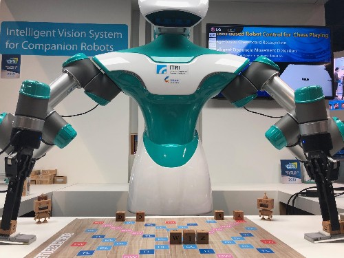 I never knew true despair until this robot beat me at Scrabble