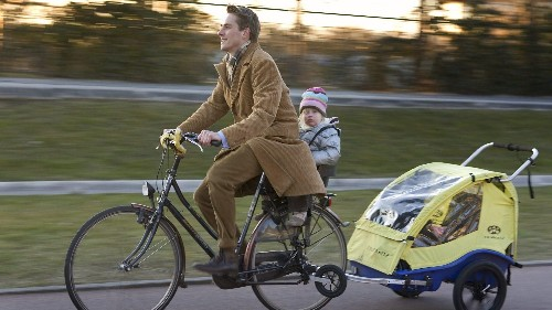 Even Nordic dads don't take their fair share of parental leave