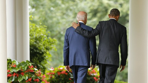 Philosophers explain the meaning of the Kierkegaard quote that comforts Joe Biden