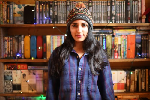 Why an Indian girl chose to become an American woman