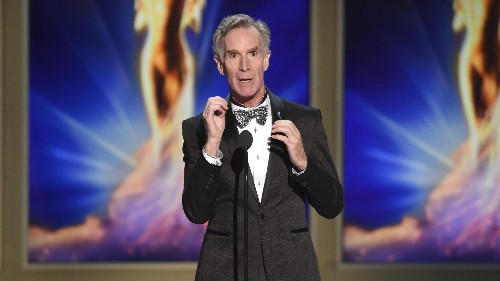 Bill Nye wants you to remember it's still the best time to be alive