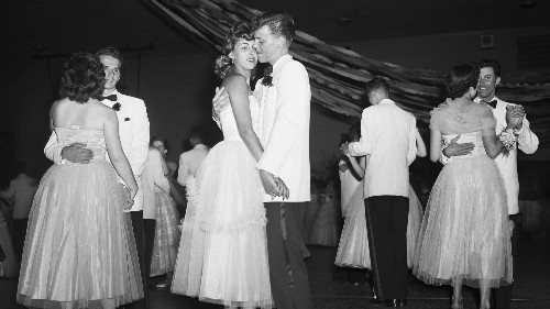 The prom dress: An anthropological history of America's sexual coming-of-age costume