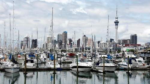 New Zealand is banning foreigners from buying houses