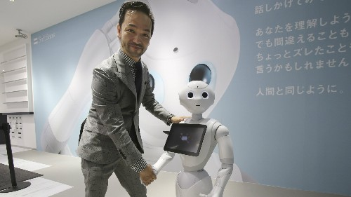 Two more reasons the robots might take our jobs: Alibaba and Foxconn