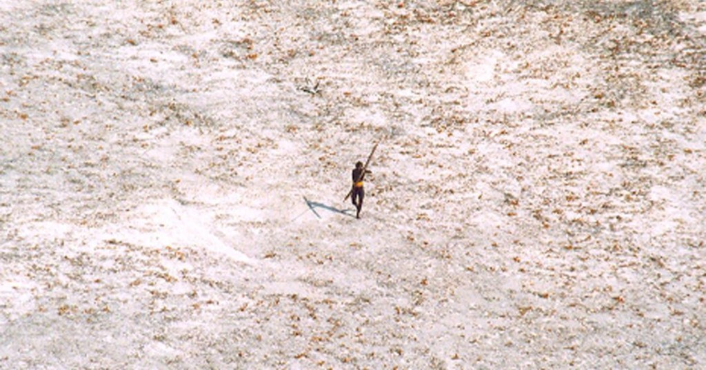 One of the world's most isolated tribes didn't always kill outsiders