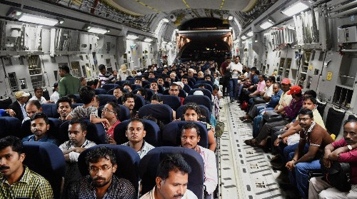By sea, by air, by rail: How India is pulling off one of its biggest rescue missions abroad