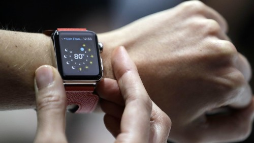 This is the worst use yet for the Apple Watch